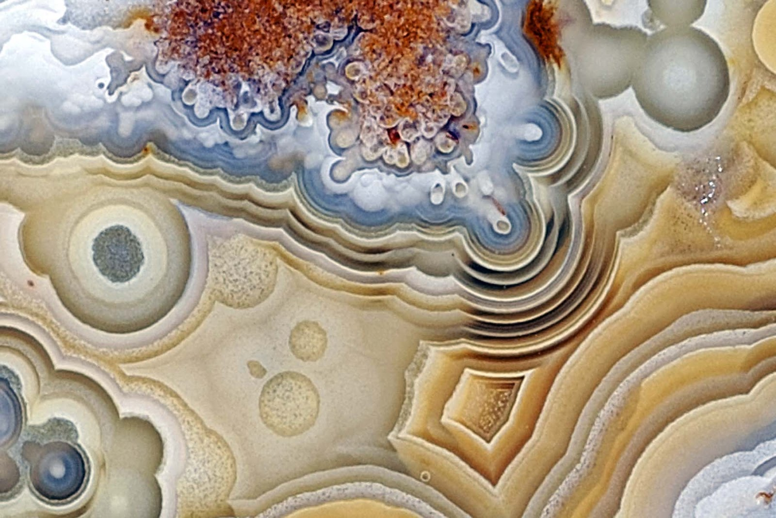 Agate close up 005